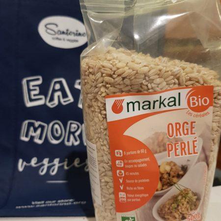 Hạt lúa mạch ngọc trai hữu cơ Markal