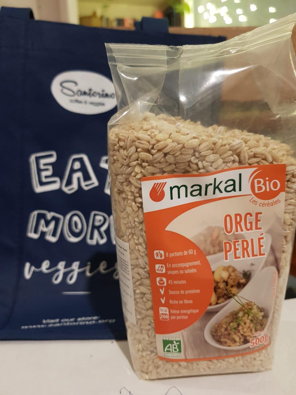 Hạt lúa mạch ngọc trai hữu cơ