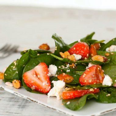 Cách làm các món salad chay giàu vitamin
