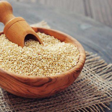 Hạt diêm mạch trắng là gì? cách bảo quản giá trị dinh dưỡng của hạt này