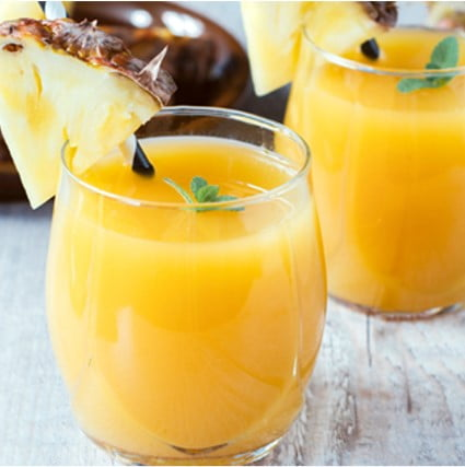 free fresh juice for Vegan meal plan package