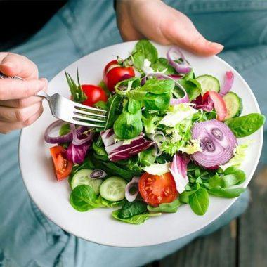 Đồ ăn chay healthy cải thiện sức khỏe