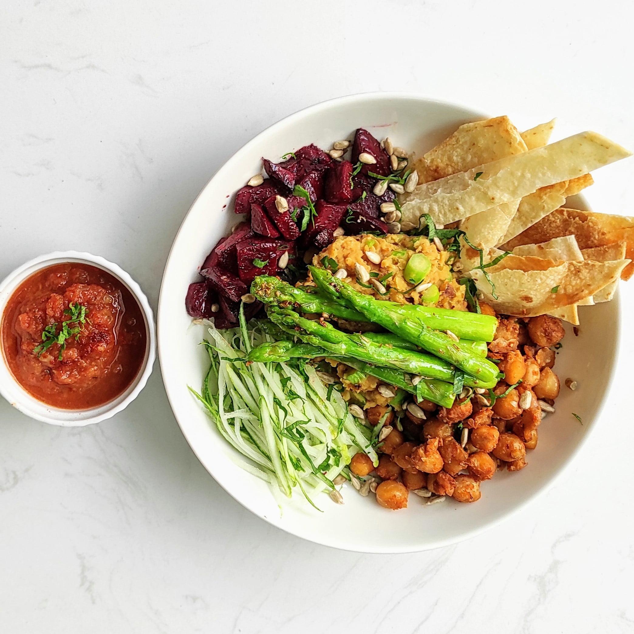 Vegan bowl no.3 V3 beet root