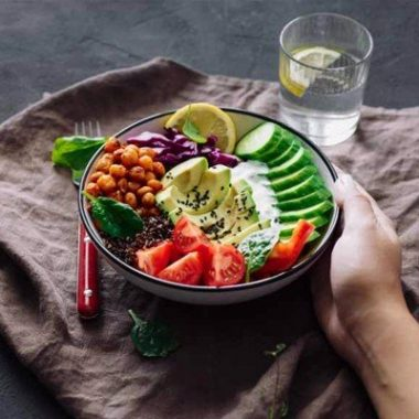 Vegetarian meal plan và những lưu ý bạn cần biết