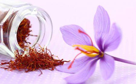 saffron là gì - santorino