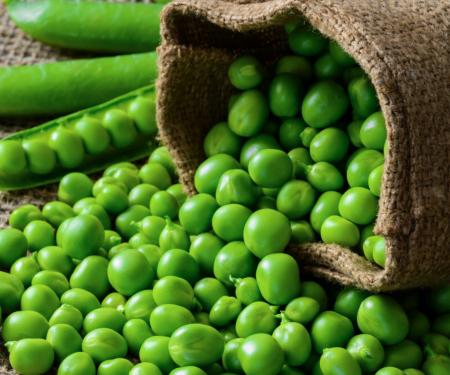 Green Peas - đậu Hà Lan tươi