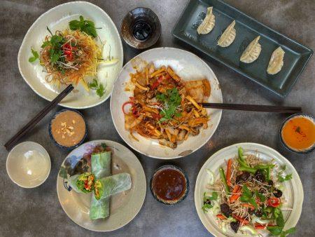 vegan meal plan in HCM - santorino