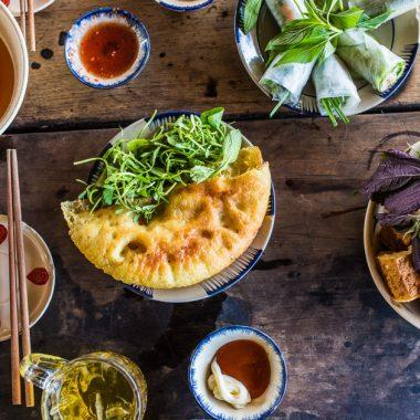 Vegan meal plan in HCM city