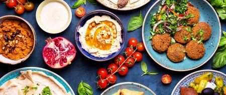 Premium vegetarian meal plan in Saigon