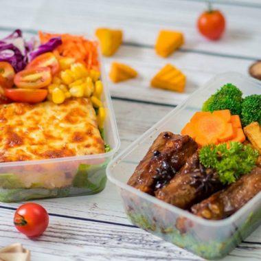 Vegan meal plan in HCM