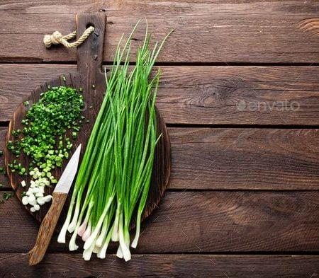 Hanh la - Spring onion 1