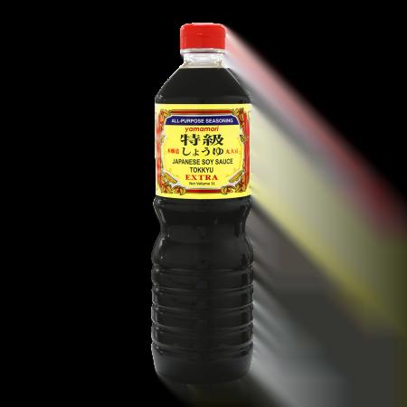Nước tương Nhật Yamamori - Extra Japanese Soy Sauce 500ml