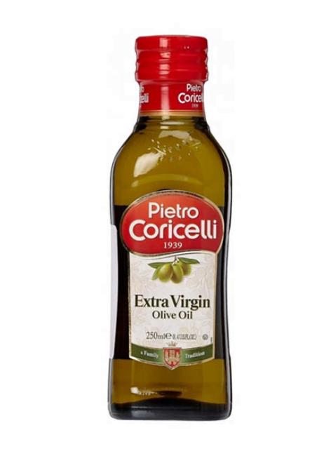 Dầu olive extra virgin 250ml